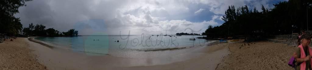 Pereybere Beach Mauritius Kuzeyindeki önemli plajlardan