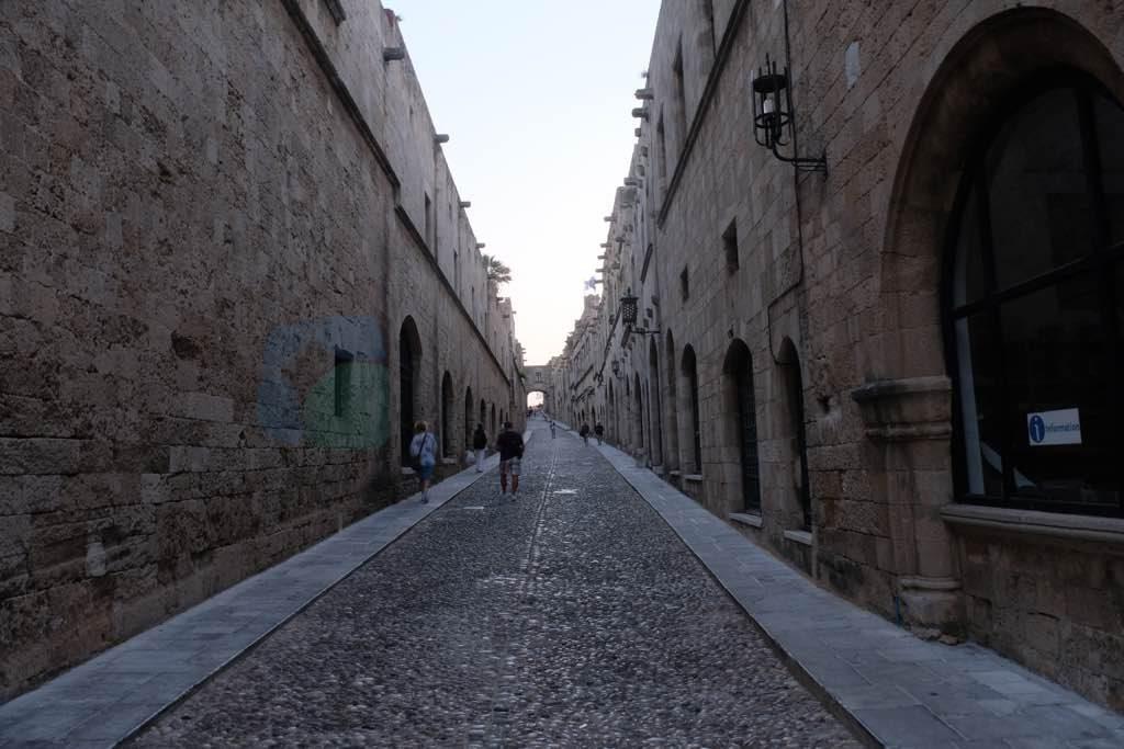 Şovalyeler Caddesi