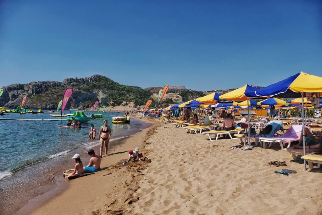 Tsambika Beach Rodos