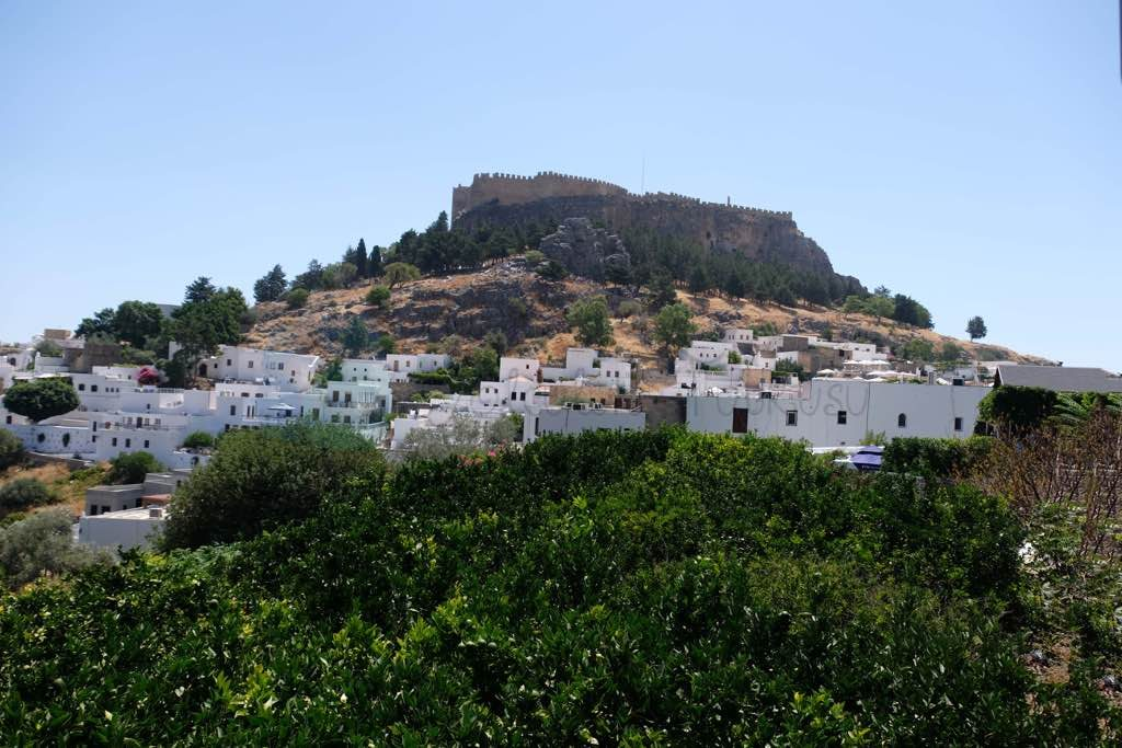 Lindos Akropol