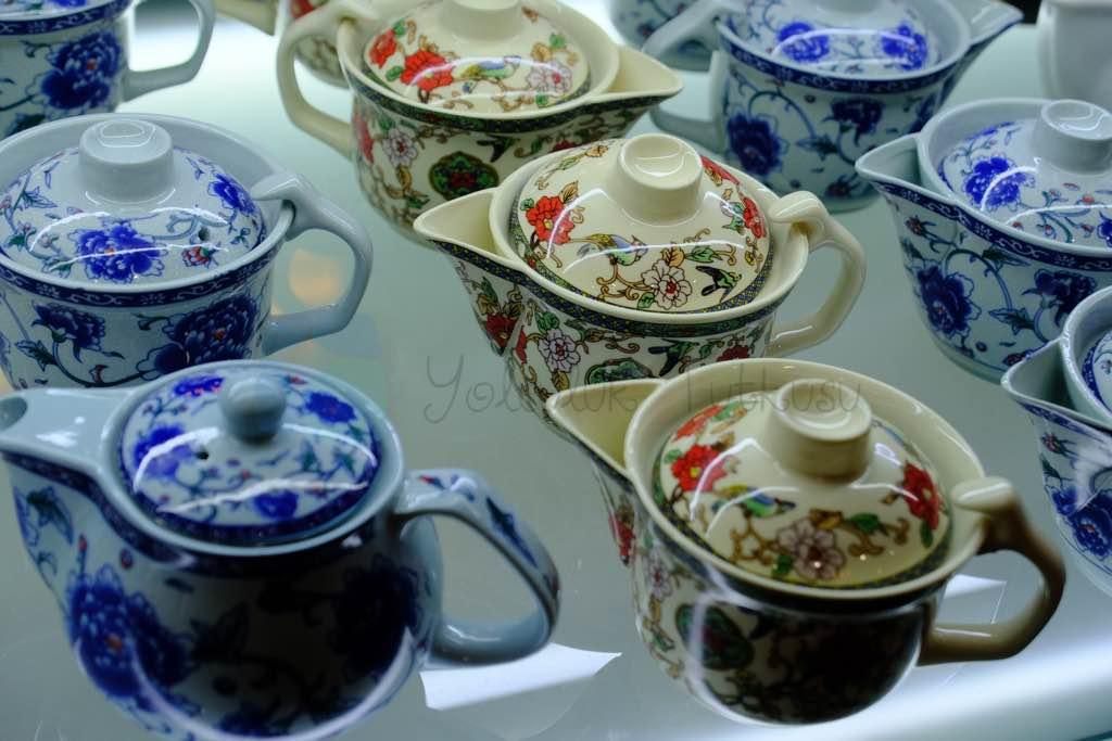 Çin Çayı Tadımı