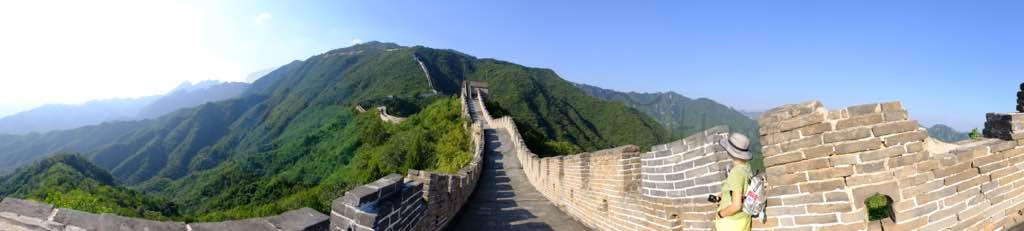 Çin Seddi Mutianyu Kapısı