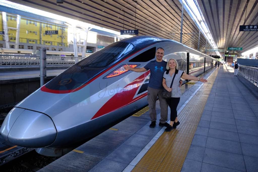 Pekin - Xian Hızlı Treni