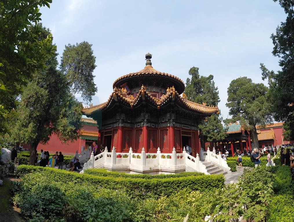 Forbidden City Pekin