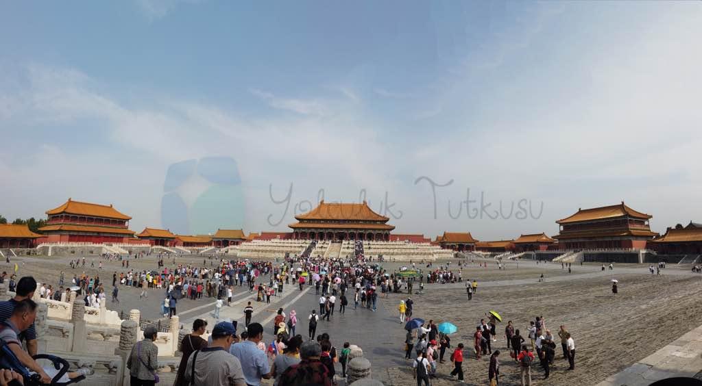 Yasak Şehir - Forbidden City Pekin