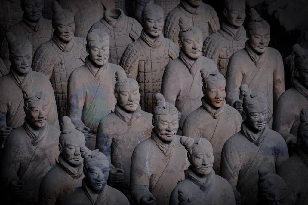 Xian Terrracotta Savaşçılar Müzesi
