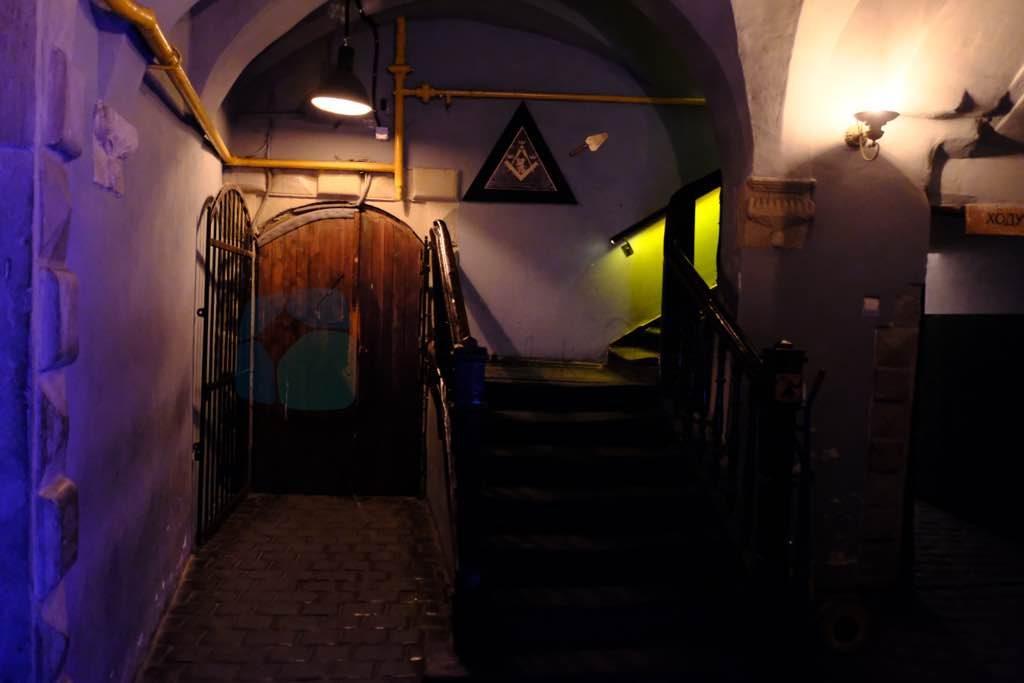 lviv kryivka restoran