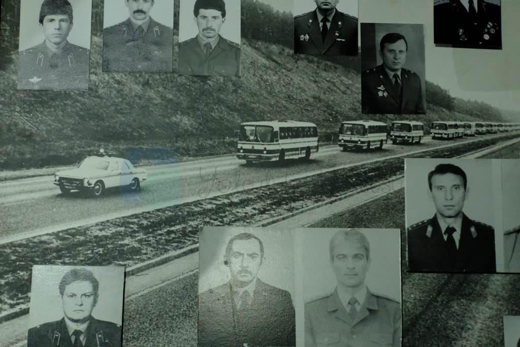Kiev gezilecek yerler arasında önemli bir nokta Çernobil Müzesi