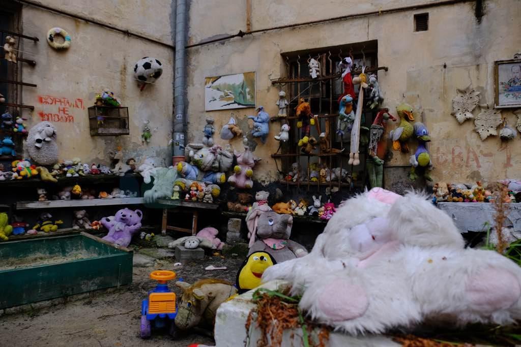 Lost Toys Museum lviv