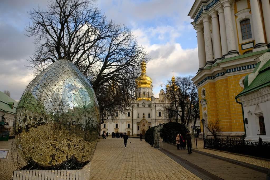 Kiev Mağaralar Manastırı