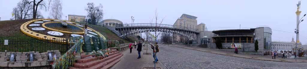 Maidan Nezalezhnosti Kiev kalbi sayılır