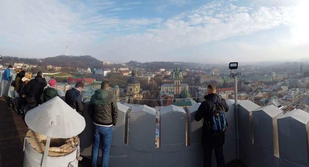 lviv belediye sarayı