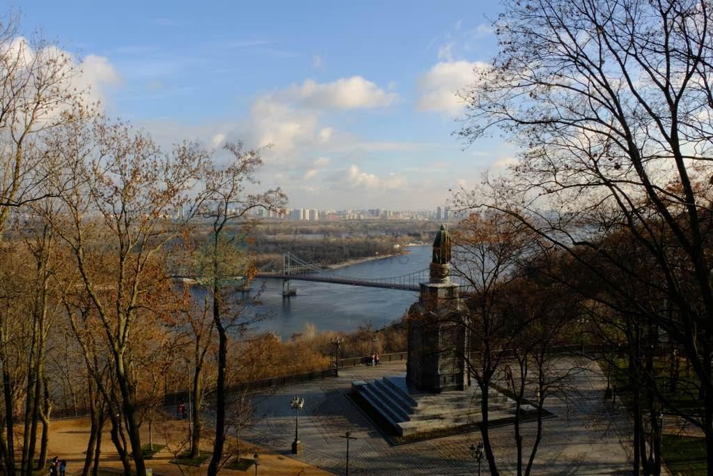 Kiev Dinyeper Nehri