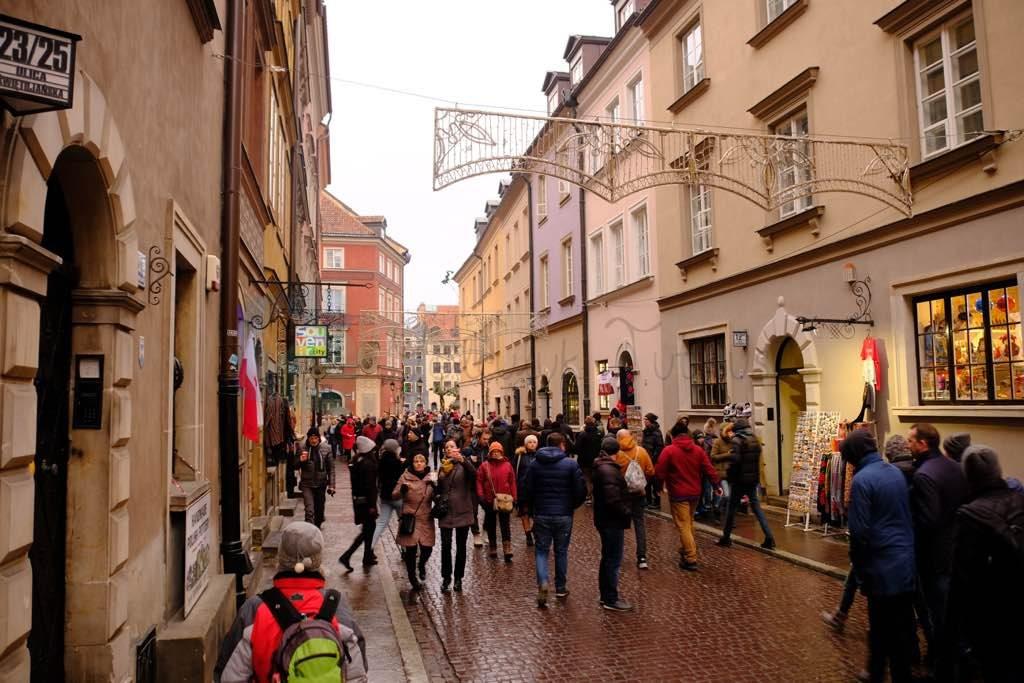 Market Meydanı Varşova