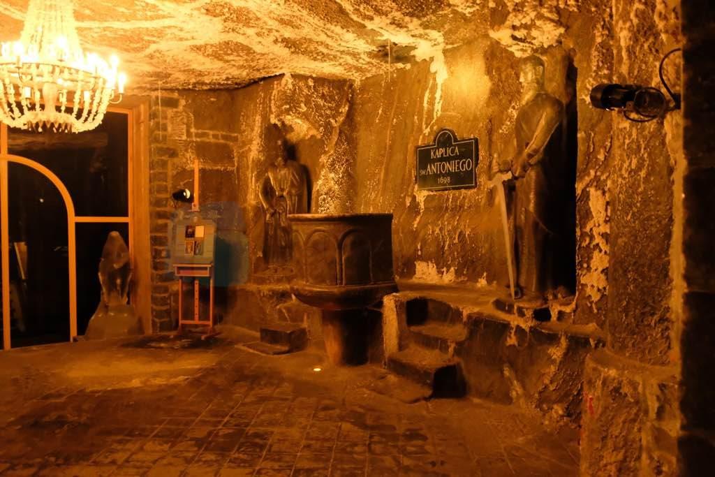 Wieliczka Tuz Madeni Krakow gezi rehberi