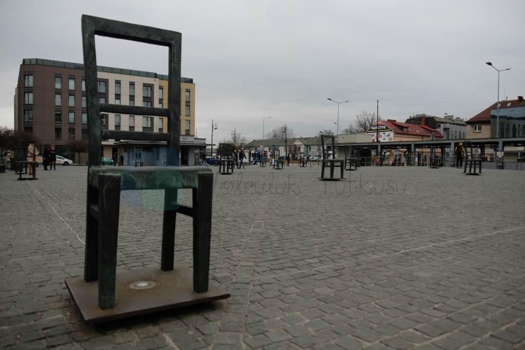 Getto Kahramanları Meydanı Krakow
