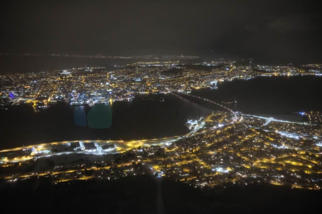 Lapland önemli şehirlerinden Tromso
