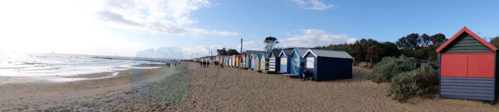 Brighton Beach Bathing Boxes Melbourne de mutlaka görülmesi gerekenler listesinde