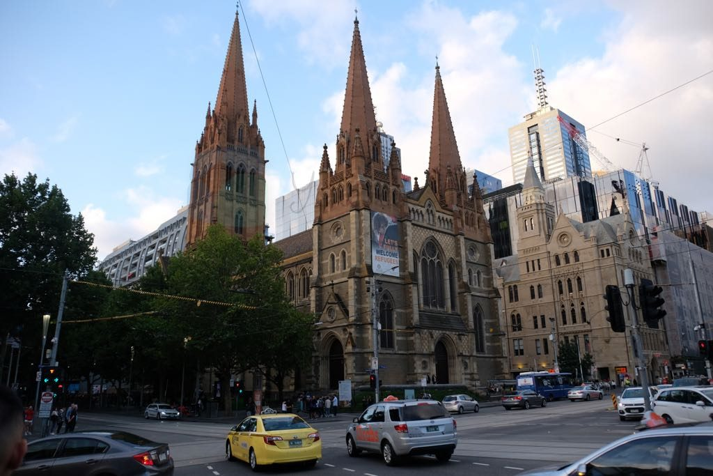 St.Paul's Cathedral Melbourne