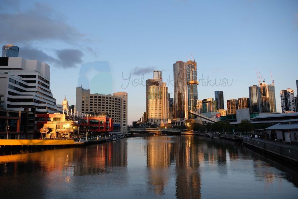 Yarra Promenade Melbourne un en keyifli noktalarından