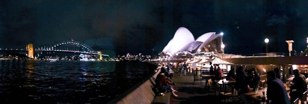Opera Bar önemi Sydney için