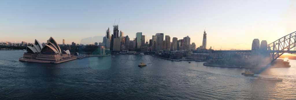 Sydney panoraması